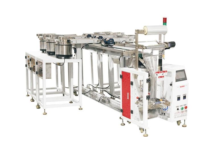 珠海多盘配件自动包装机
