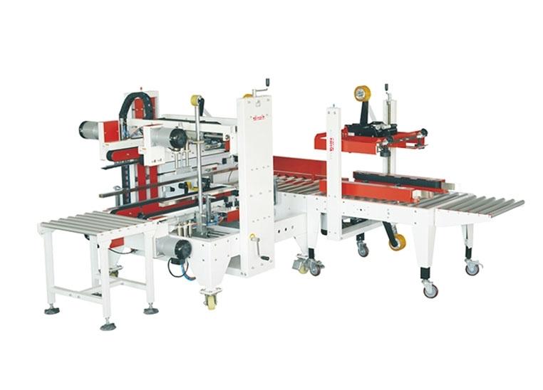 自动封箱机制造商告诉你包装生产线与包装机的关系