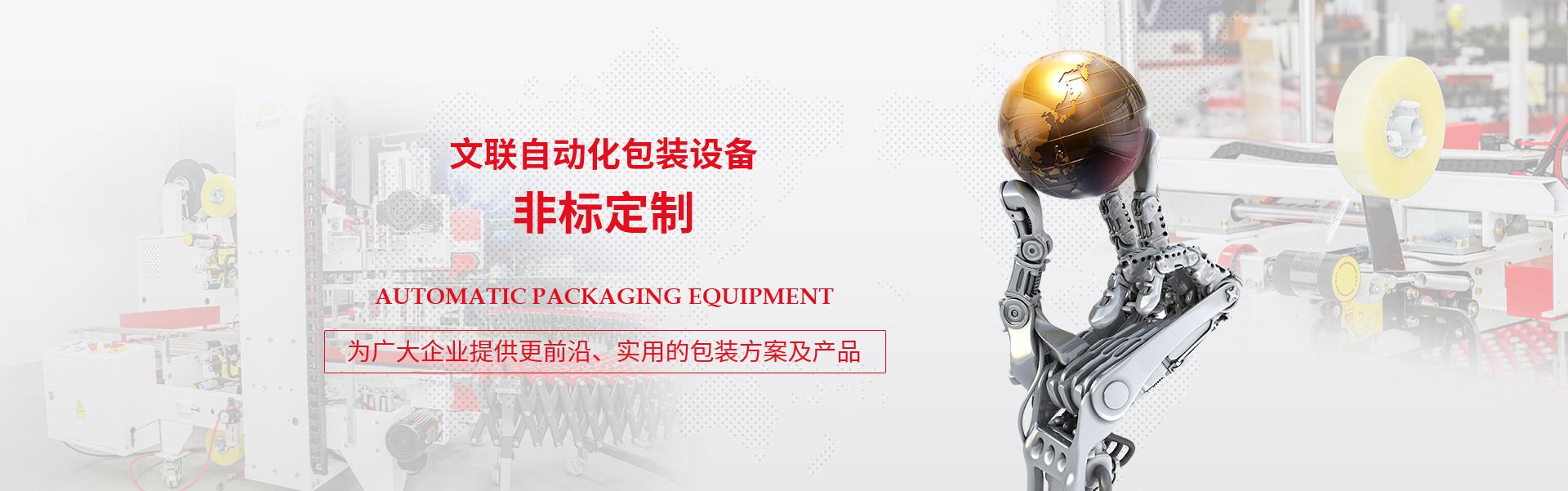 自动包装生产线