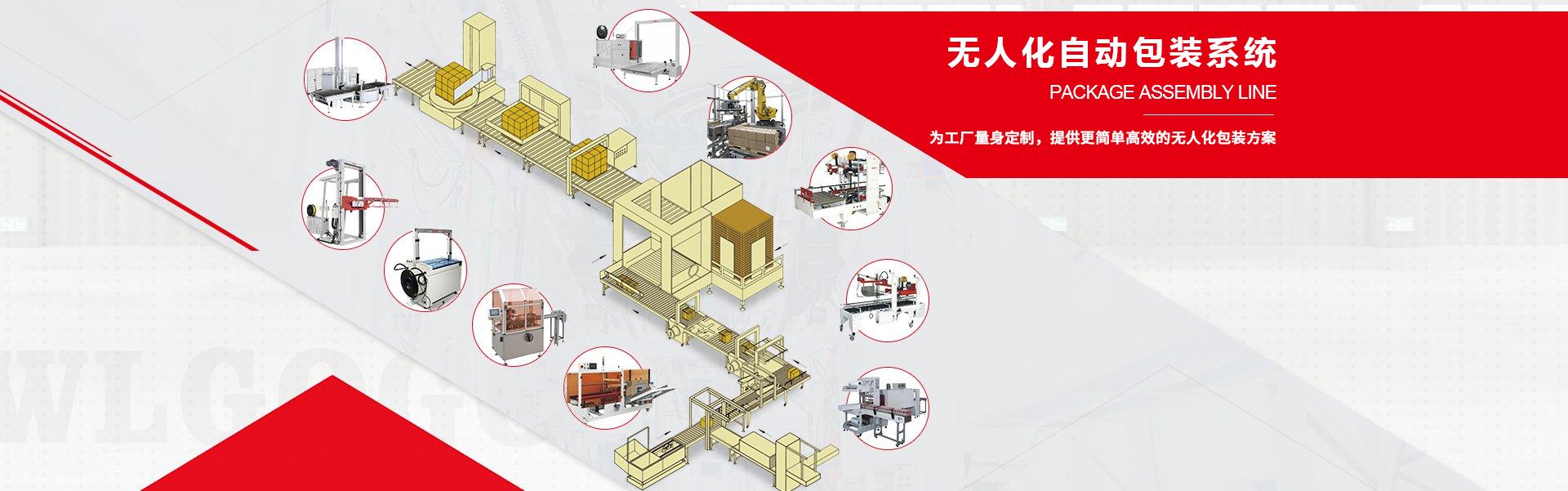 自动封箱机制造商